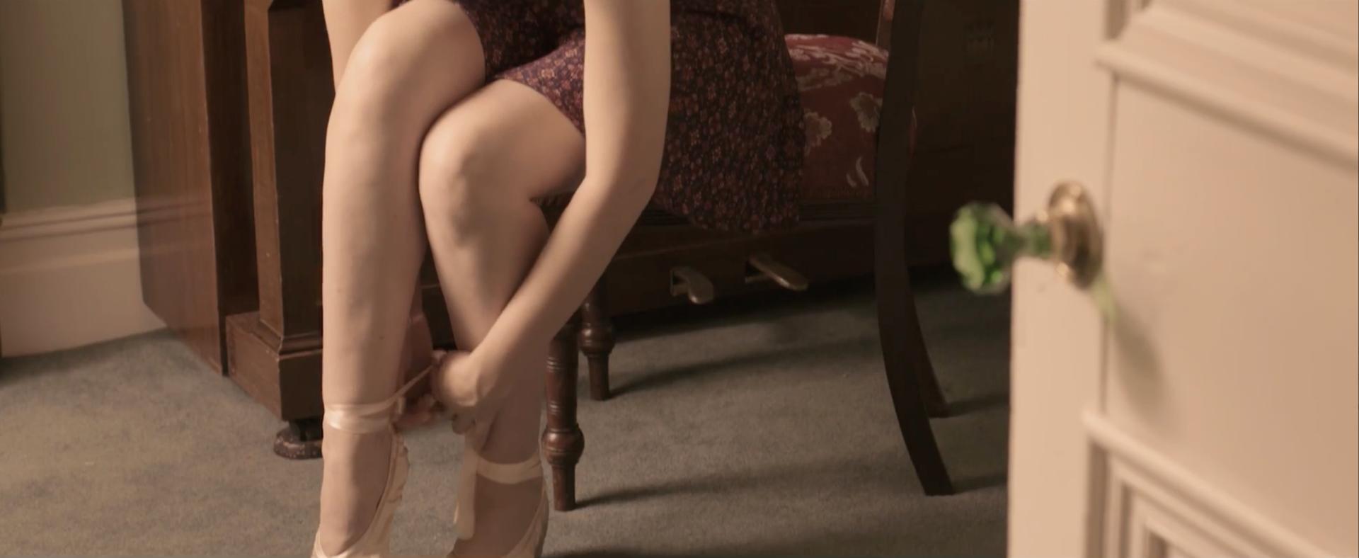 Dancing Shoes short film ballet strip