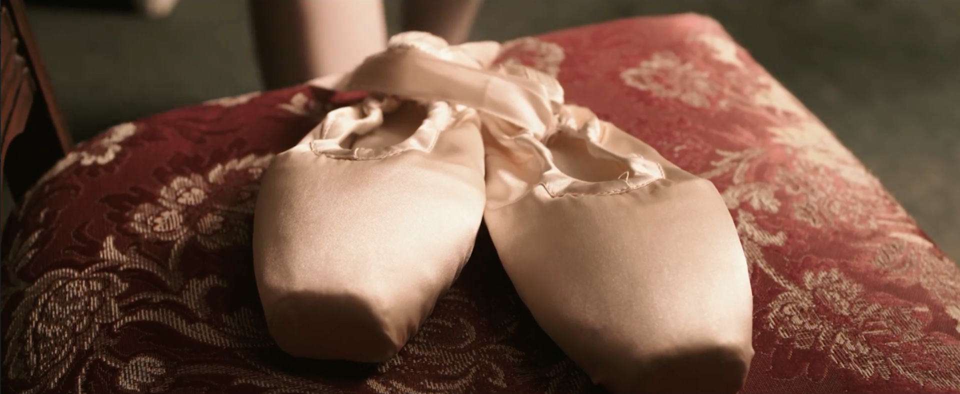 Dancing Shoes short film ballet strip