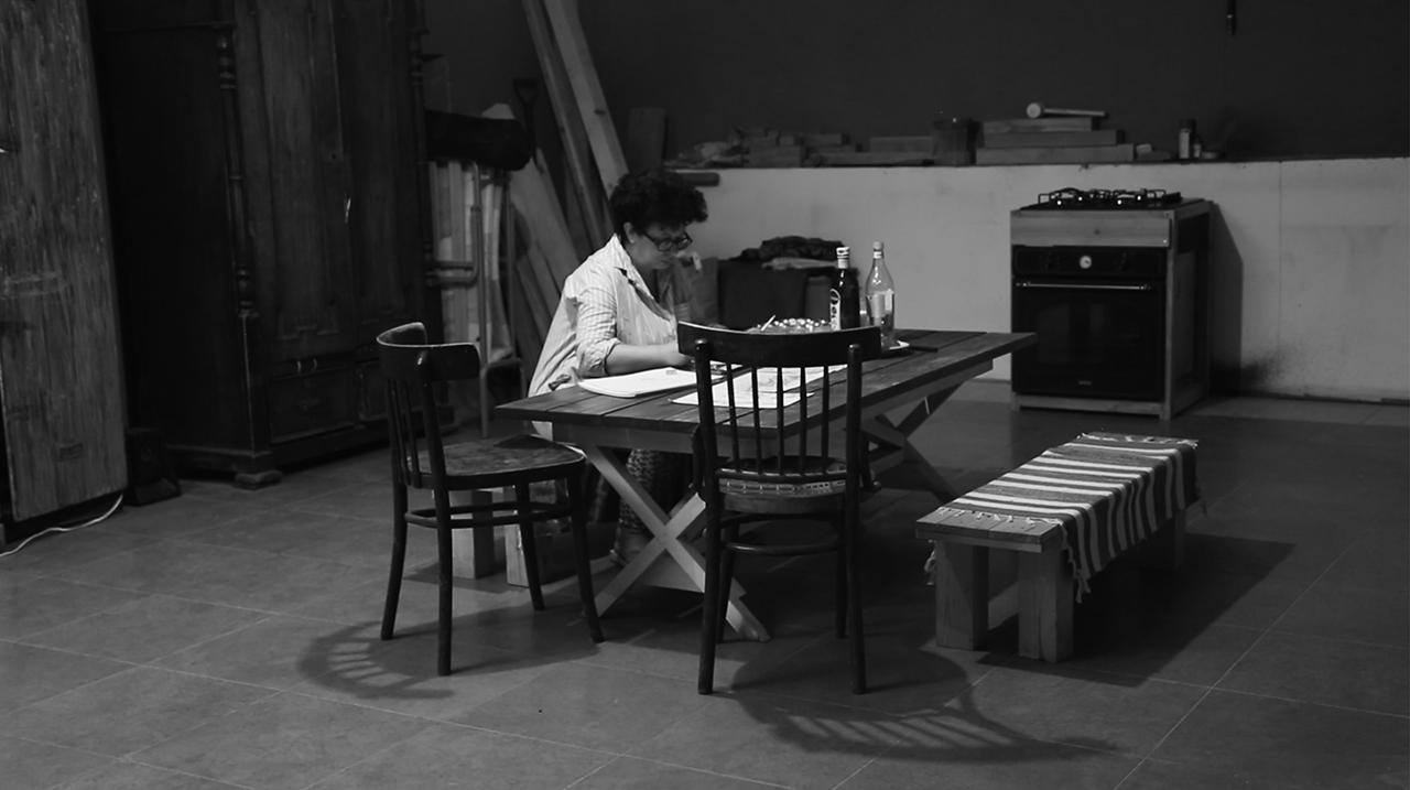 Narara and Kiko animation Naira Muradyan documentary black and white silence Armenia Hasmik Gasparyan