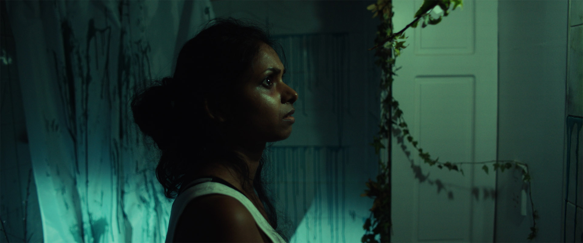Wilt short horror film Lidia Molina Whyte abusive relationship flower symbolism feminist